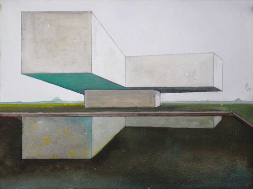 Jens Hausmann - the Monument, 2