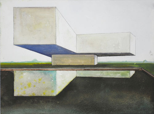 Jens Hausmann - the Monument, 3