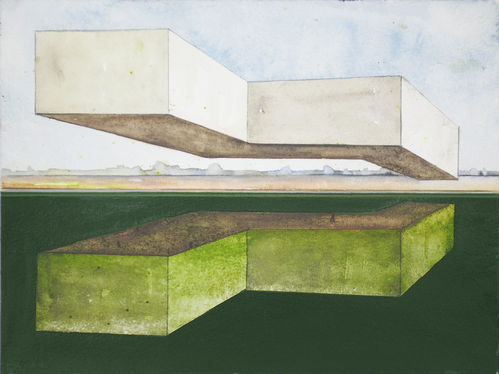 Jens Hausmann - the Monument, 4