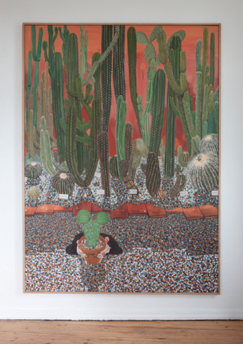 Lars Bjerre - HE EXPLAINED THE CACTUS BY THE FERTILISER